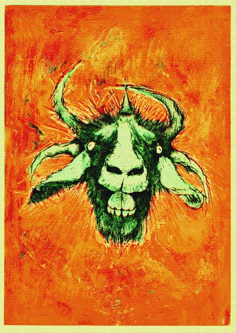Nuclear Desert Goat