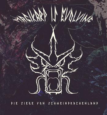 EP Cover for Die Ziege Von Schweindrachenland - Magikarp is Evolving