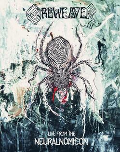 ORBWEAVER!!!!!!!!!! Official Poster