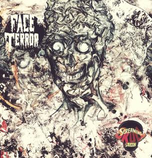 EP Cover for Screaming Skull of Saigon