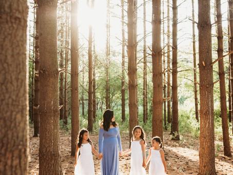 Jordan + Dani | Engagement, Maternity & Family Session