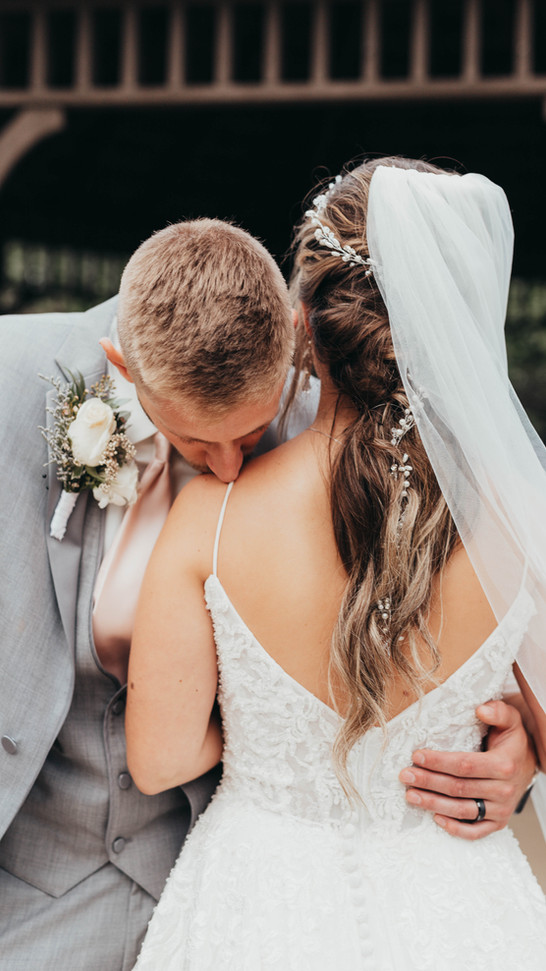 Avalon Manor Wedding | Laurel + Eric