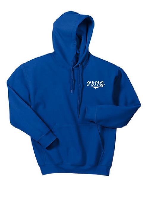 P811Q Hooded Sweatshirt ***PERSONLIZED***