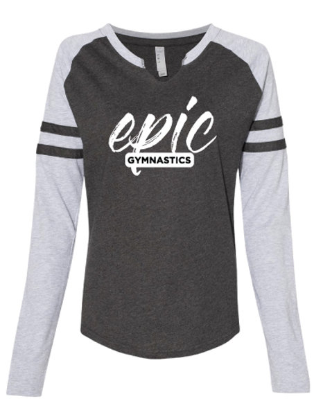 Epic Gymnastics Game Day LS Jersey (Adult)