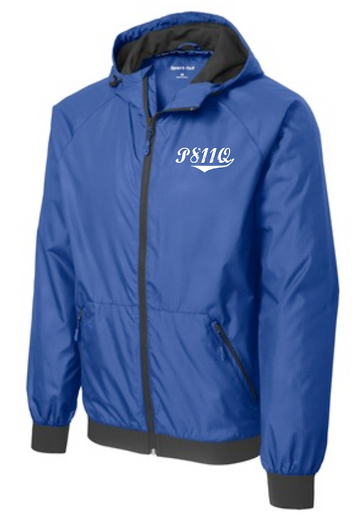 P811Q Windbreaker Jacket ***PERSONALIZED***