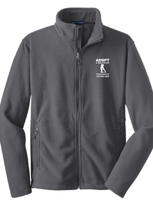 Jersey Shore Animal Center Staff Fleece Jacket w/Custom Name