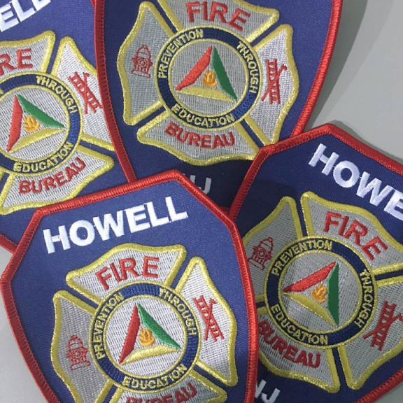HOWELL FIRE DEPT.