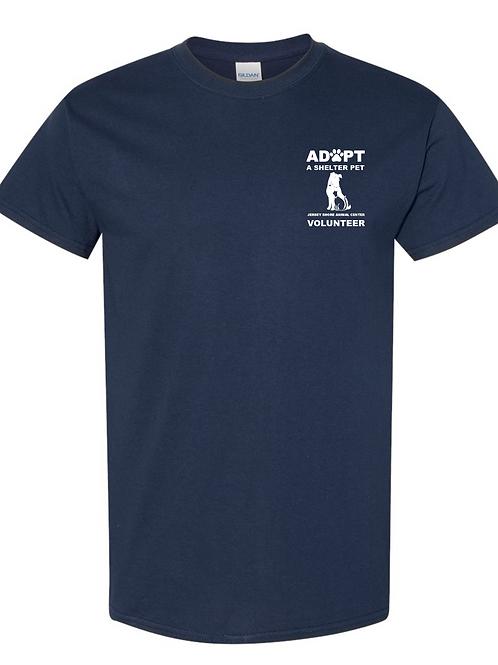Jersey Shore Animal Center VOLUNTEER T-Shirt