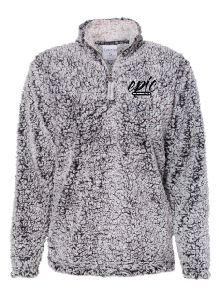 Epic Gymnastics Sherpa Pullover (Adult & Youth)