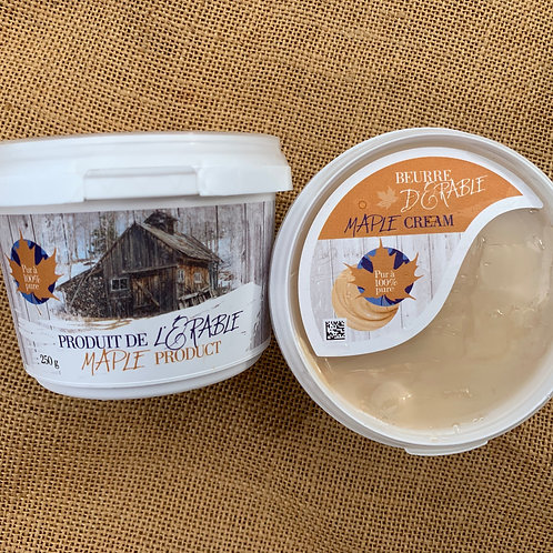 Maple Cream , Blais Maple Syrup