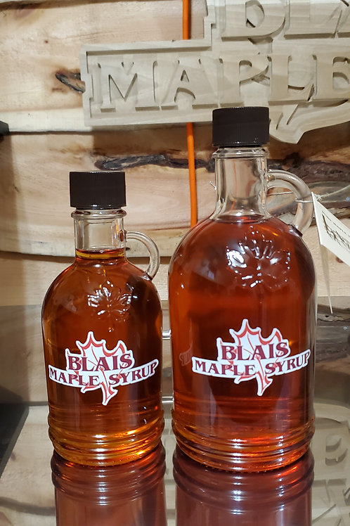Maple Syrup (glass galone) , Blais Maple Syrup