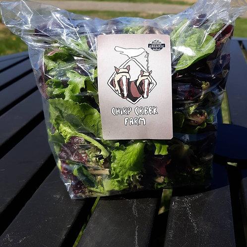 Lettuce Mix , Chirp Creek Farm