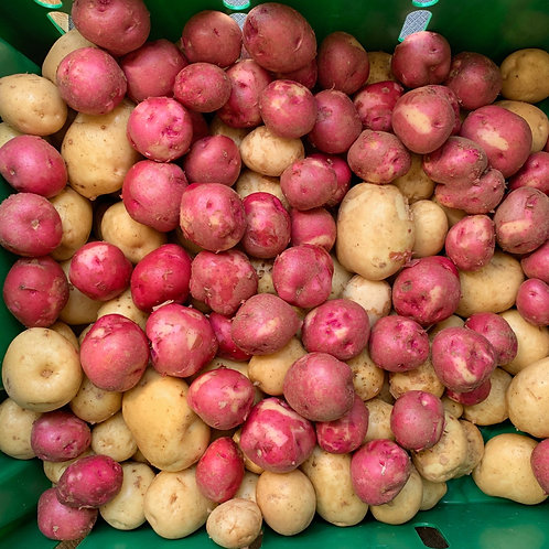 Potatoes , Eli's Homestead