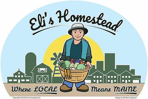 Blueberries (frozen) , Eli's Homestead