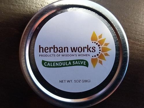 Calendula Salve , Herban Works