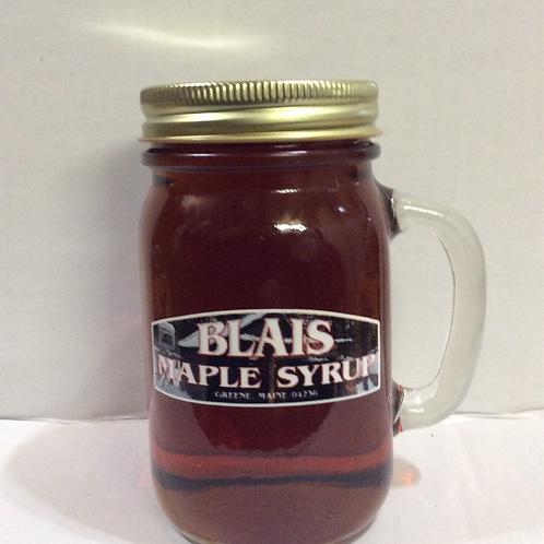 Maple Syrup (mason jar) , Blais Maple Syrup