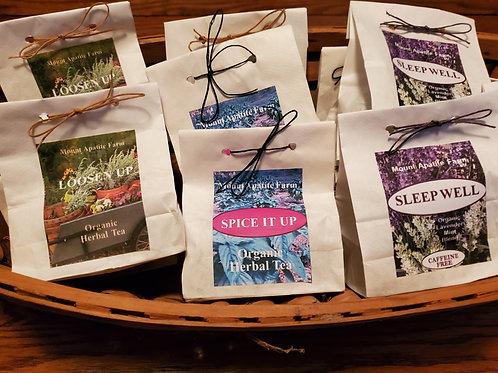Herbal Tea Blends , Mount Apatite Farm