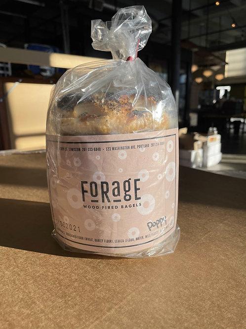Bagels (frozen) , Forage Market