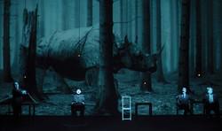 Rhinoceros Wilson Charles Chemin