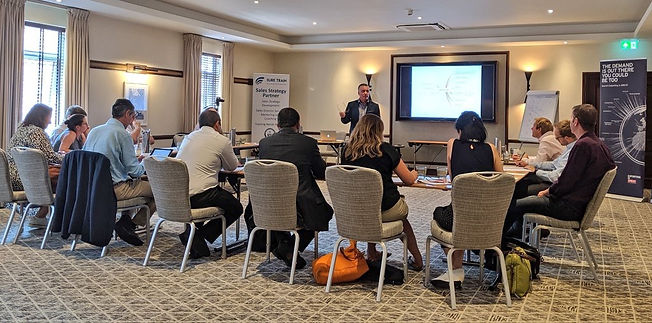 Sales Strategy Workshop
