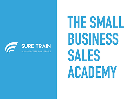 Small Business Sales Academy Title Screen.png