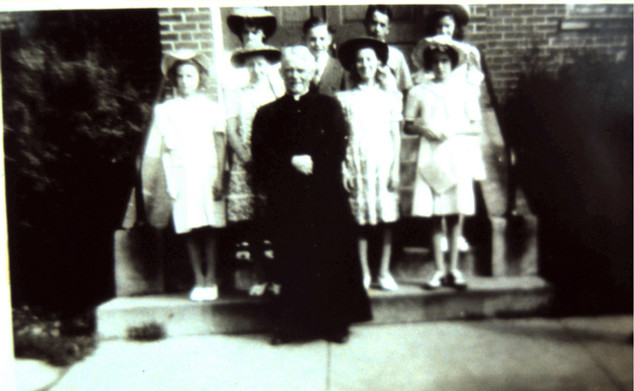 31 - Fr Gerald Connolly Graduation Class