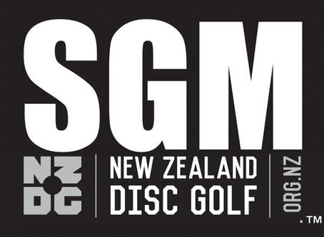 NZDG SGM - 17th October 2020