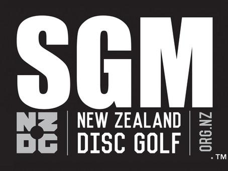 NZDG SGM Amendment - 12th December 2020
