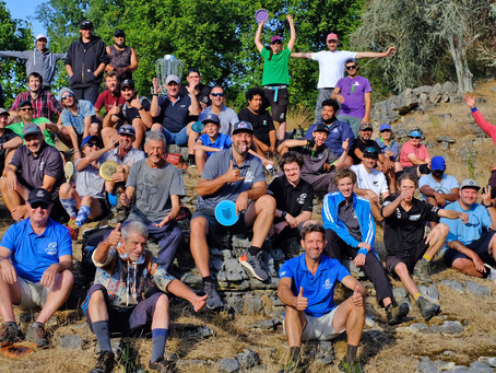 NZ Disc Golf Member Announcement