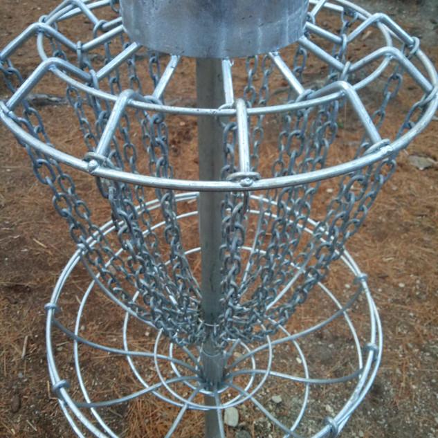 RPM Helix Basket Target