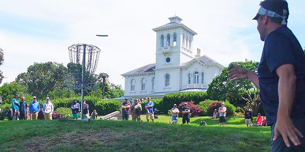 Auckland Disc Golf Champs