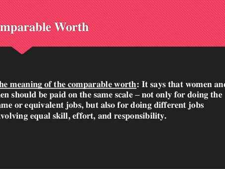 Economics Lesson - How Much is a Job Worth?