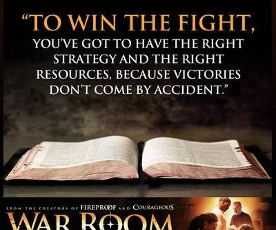War Room - The Power of Prayer