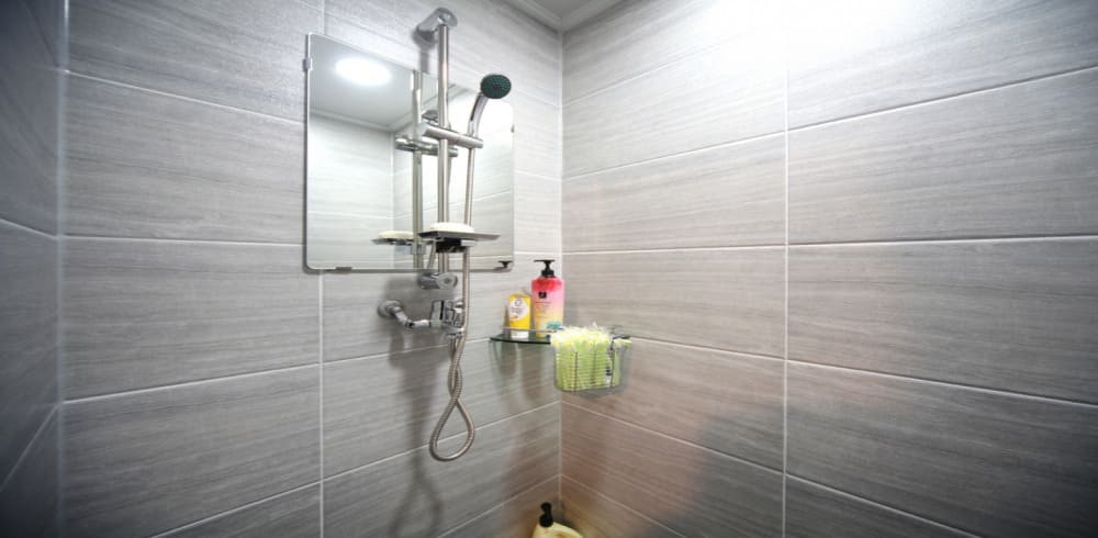 광교 상현역 퀸테라피 샤워실