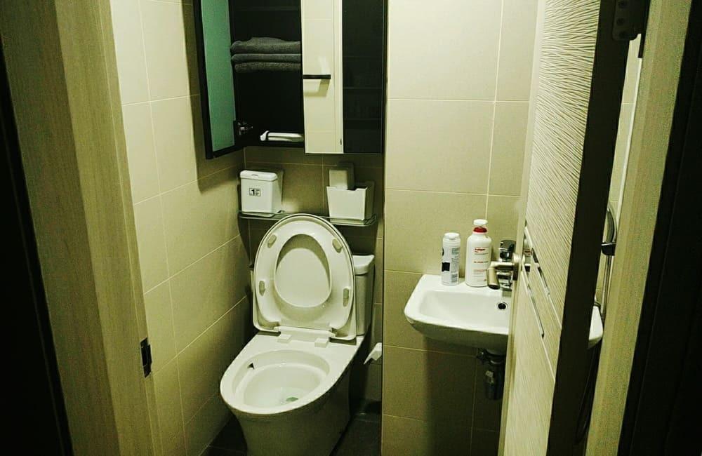 강남 역삼동 엘르스웨디시 화장실