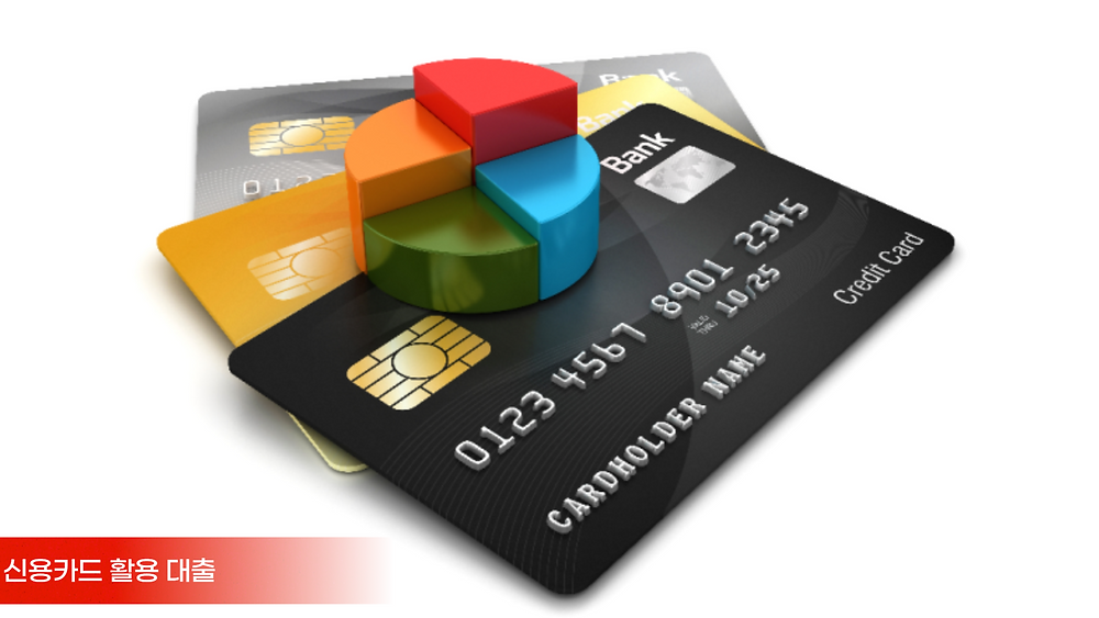 신용카드 활용 대출