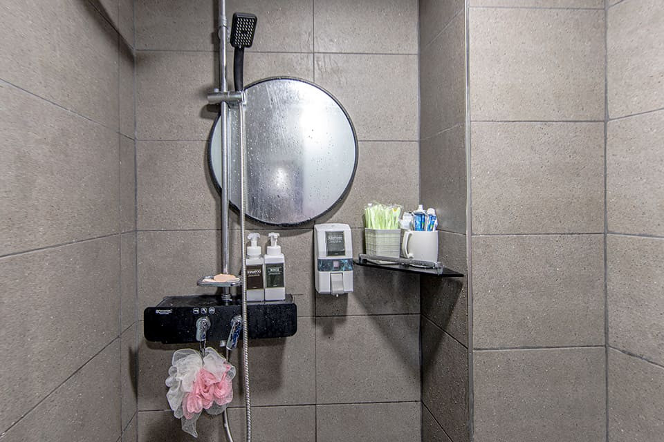강서 마곡동 마곡테라피 샤워실