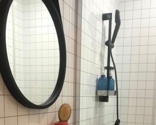 포항 베베아로마 샤워실