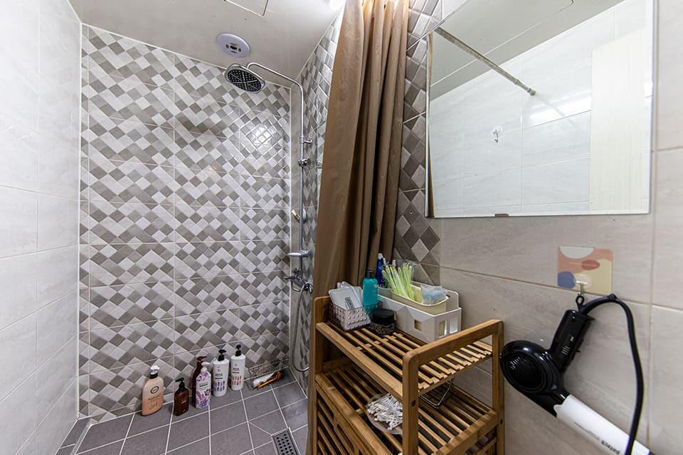평택 고덕면 라마테라피 샤워실