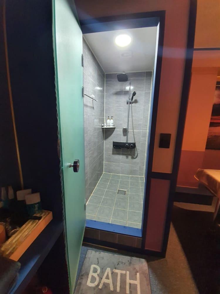 수원 인계동 다온테라피 샤워실