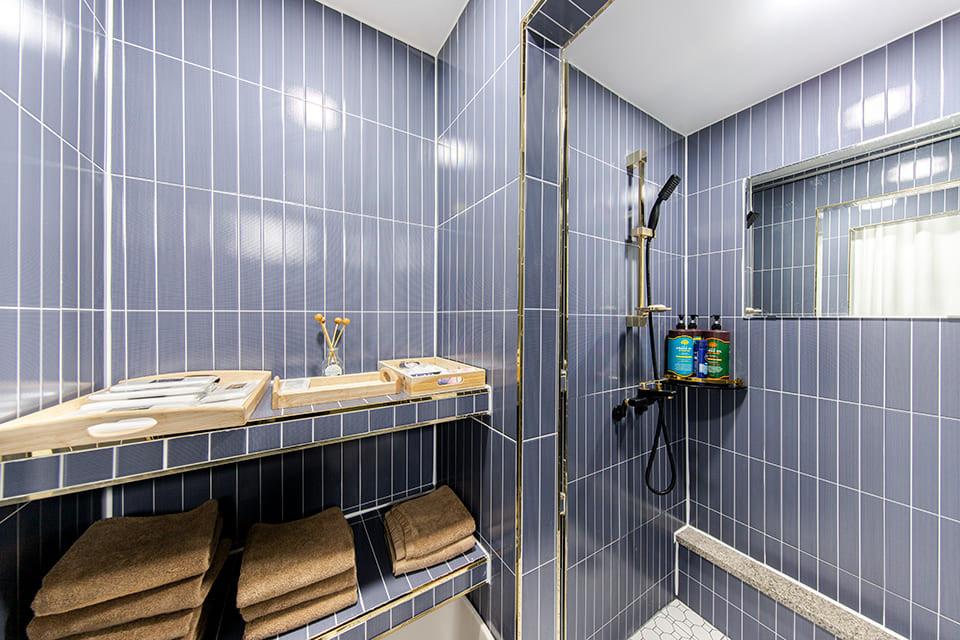 일산 장항동 라임스웨디시 샤워실