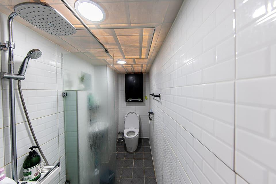 관악 봉천동 블루문스웨디시 샤워실