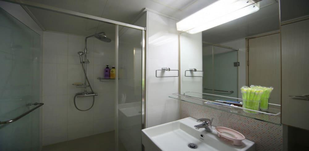 의정부역 투썸스웨디시 샤워실