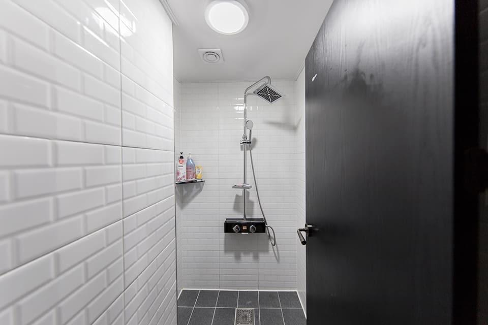 수원 인계동 후테라피 샤워실