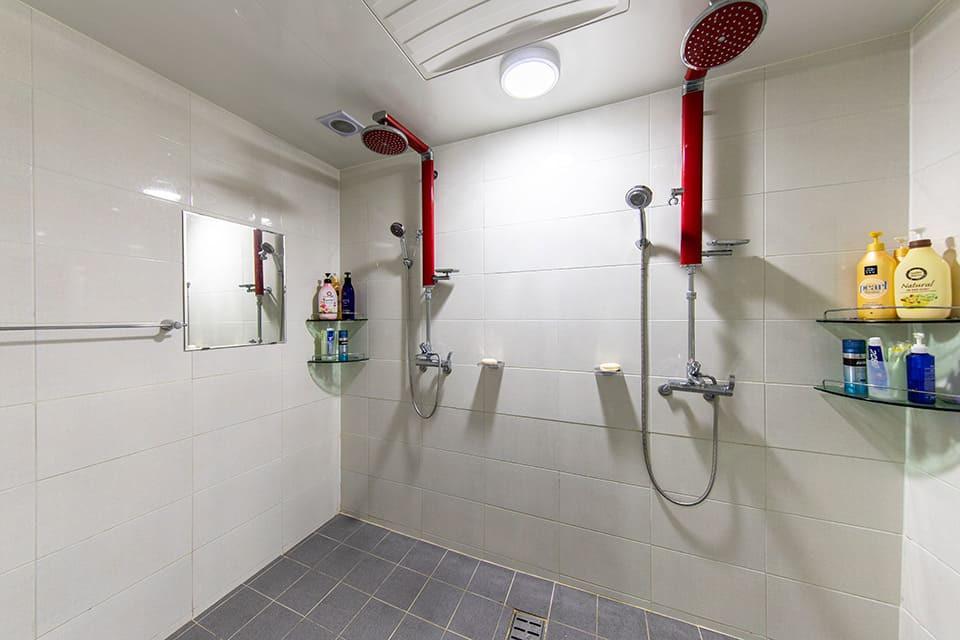 동탄 반송동 히트스웨디시 샤워실
