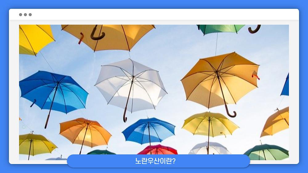 노란우산이란?