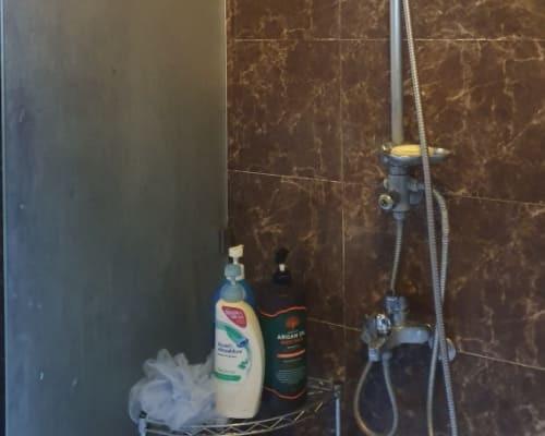 분당 1인샵 소라 샤워실