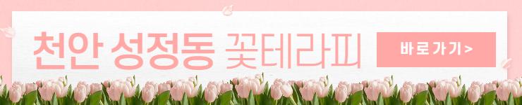 천안 성정동 꽃테라피 바로가기