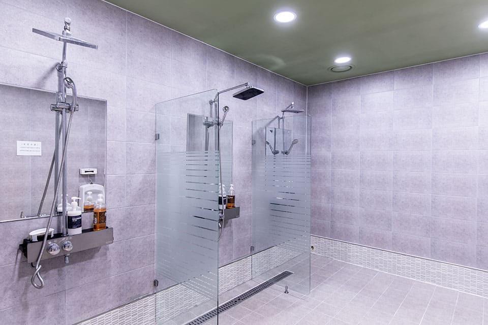 은평 응암동 핫타이 샤워실