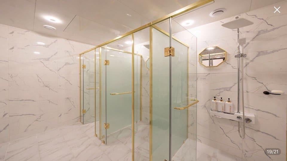 서초 반포동 뉴에르메스 스웨디시 샤워실